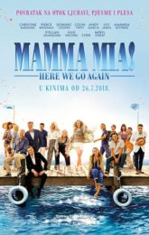 Ljetne večeri : MAMMA MIA : HERE WE GO AGAIN !